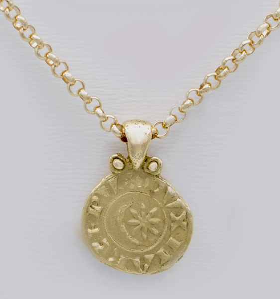 Médaille Lua e Sol