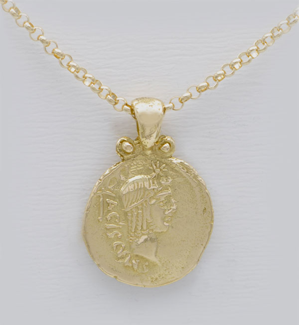 Médaille Étrusque