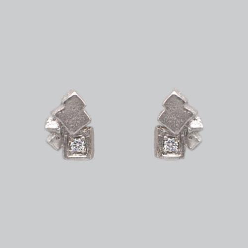 Boucles d'oreilles Swann