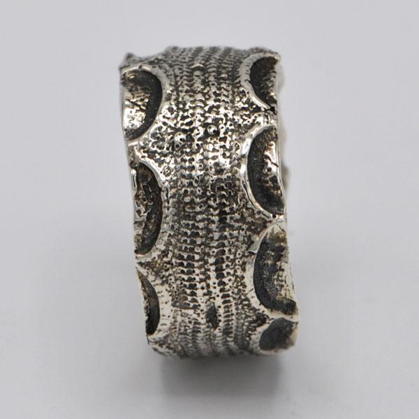 Anneau oursin fossilisé