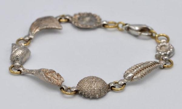 Bracelet-Fossile-marin