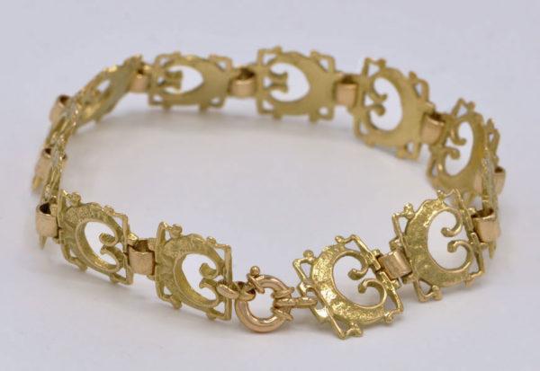 Bracelet-Pelta