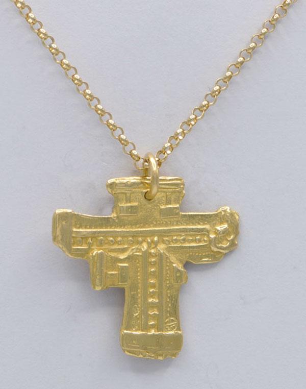 Croix baroque
