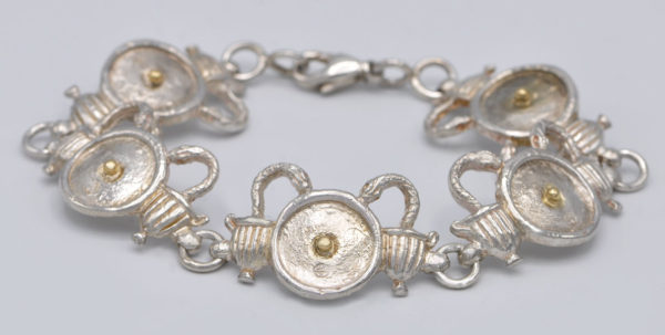 Bracelet caducée