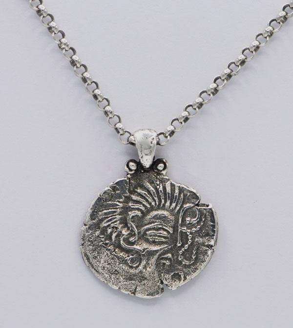 Médaille-Pièce-Gauloise
