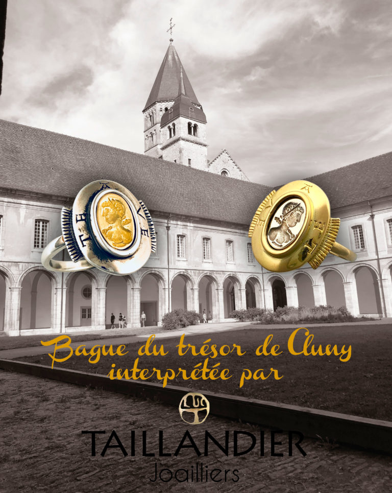 Trésor de Cluny bague-cluny-taillandier-Joailliers-