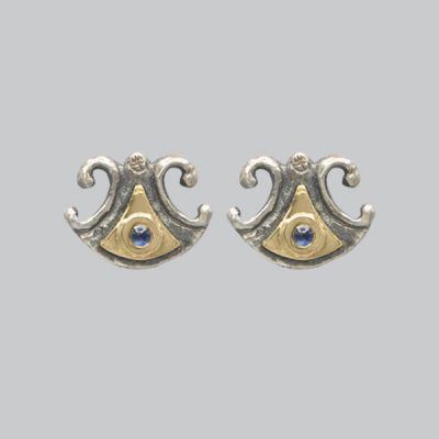 Boucles-d'Oreilles-Pelta