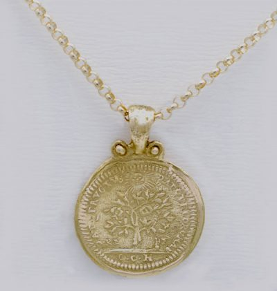 Médaille olivier