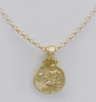 Médaille grecque