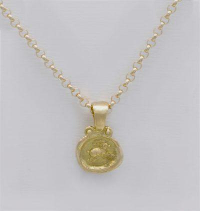 Médaille Gazelle