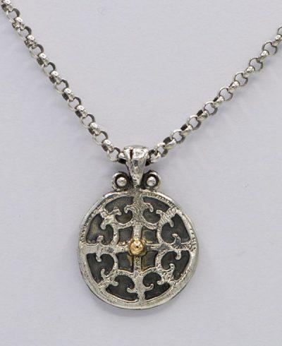 Médaille celte