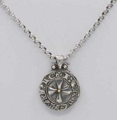 Médaille croix templier