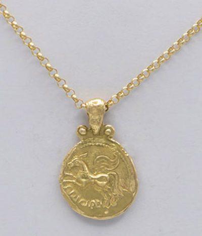 Médaille Pégase
